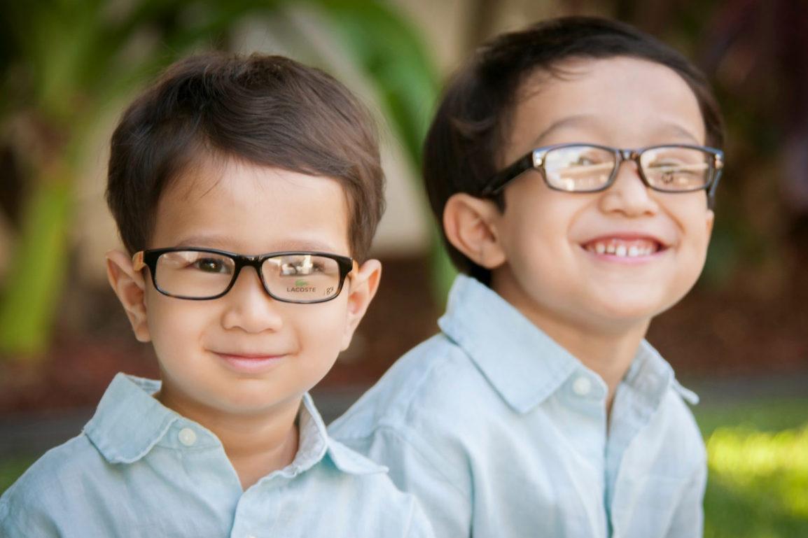 boys in glasses