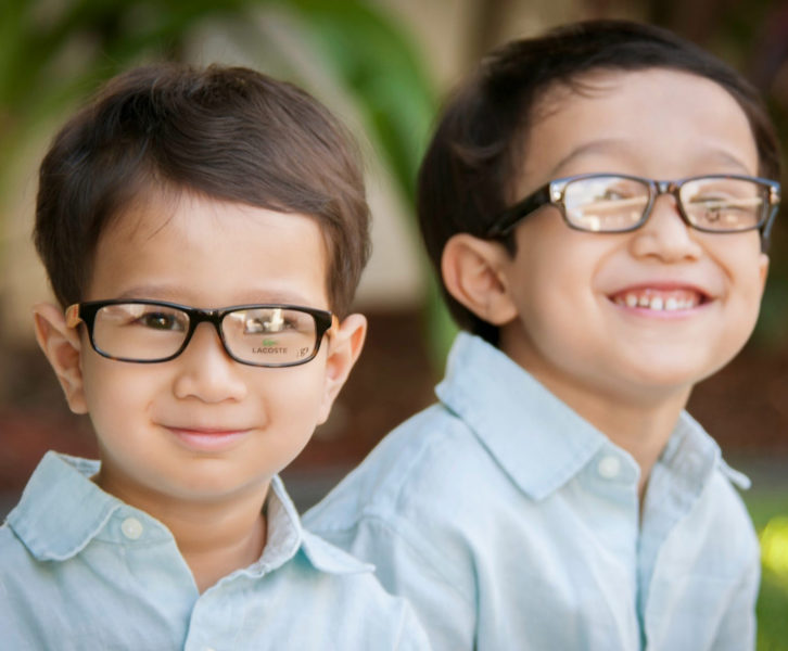 boys in glasses