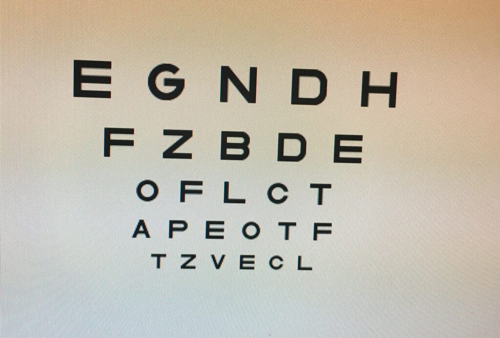 What To Expect For Your Childs Eye Exam In Pictures Dr Rupa