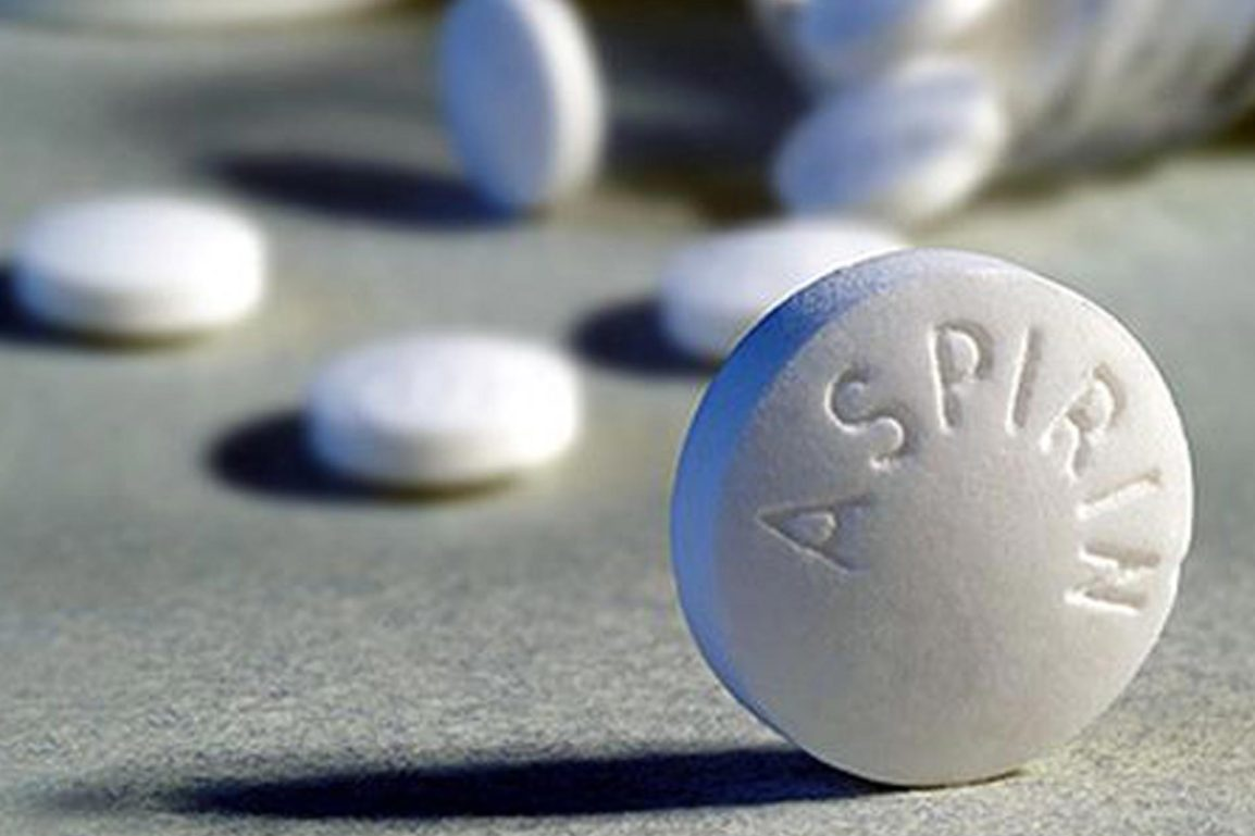 Aspirin Linked to Macular Degeneration